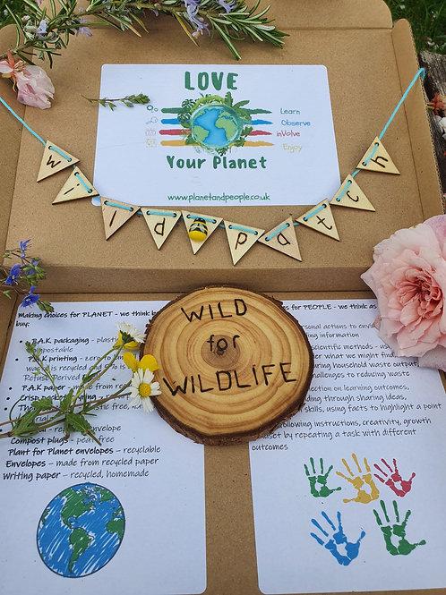 INDIVIDUAL Planet Action Kit - JUNE