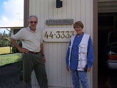 Joe and Pauline at their house 2001.jpg