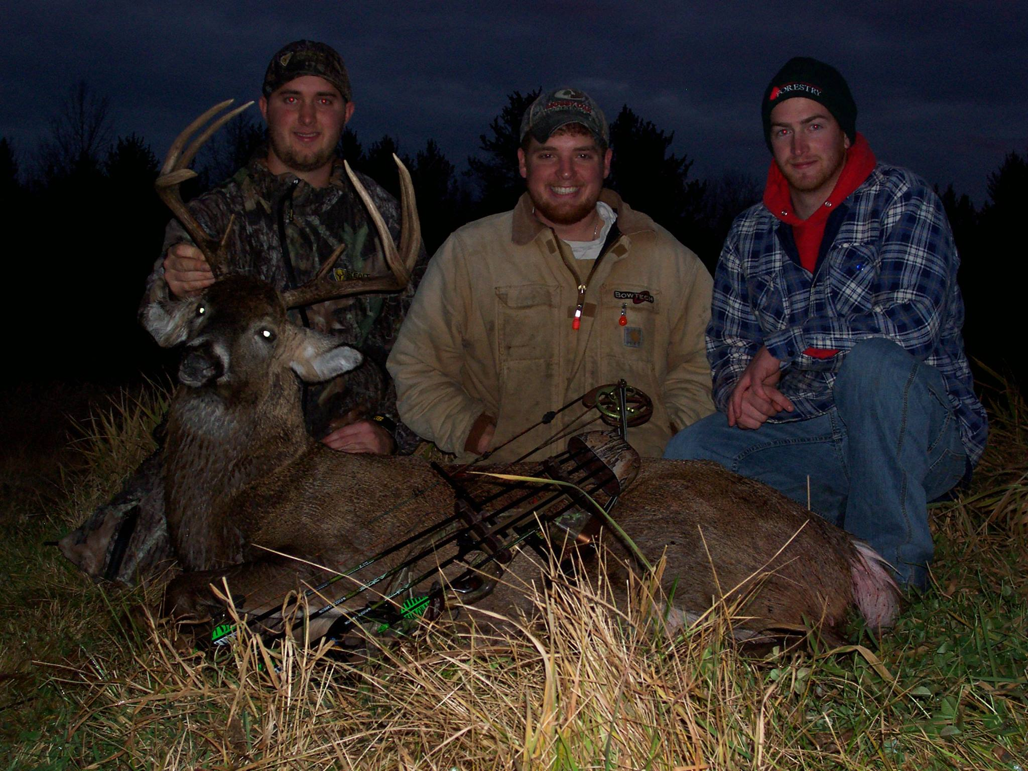 Justin Fuchs - Wisconsin Bow Buck