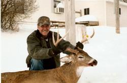 Dan Haas - Muzzleloader Buck