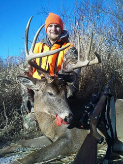 Jeff Burmeister - Wisconsin Buck