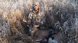 Matthew Bowe - Wisconsin Bow Buck