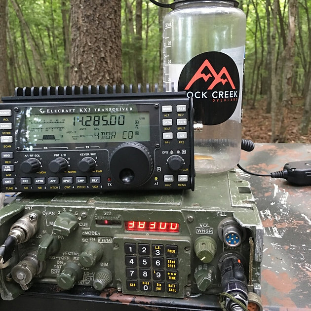 Ham Radio Intro for Overlanding