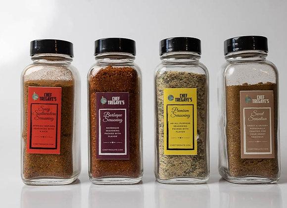 Chef Treagye's Premium Seasonings
