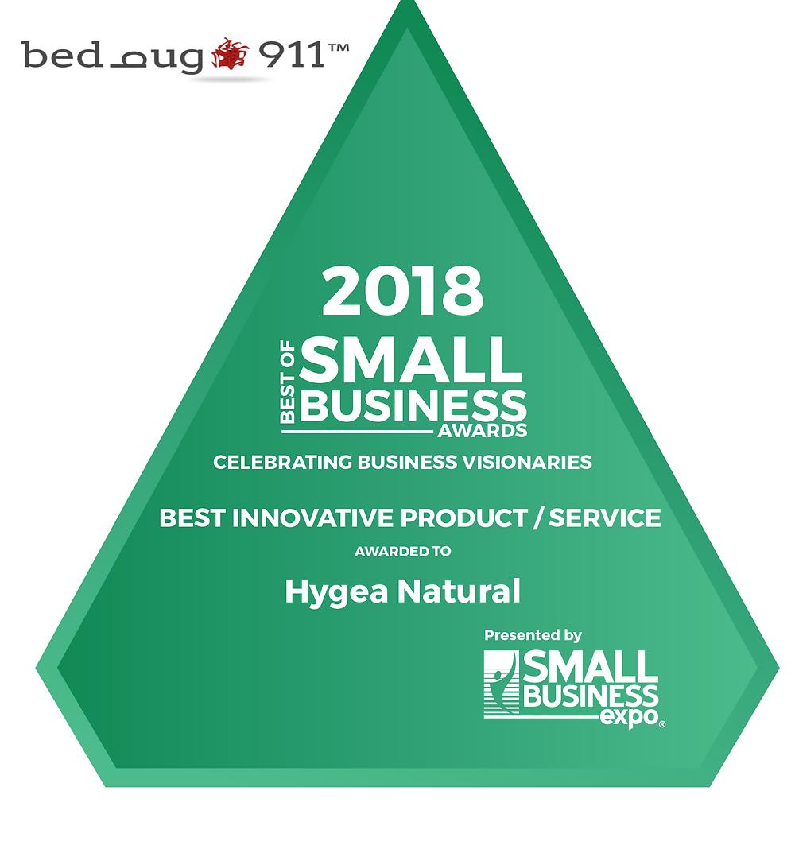 Award Winning Bed Bug Spray