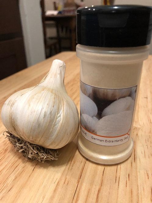 German Extra Hardy Garlic Powder