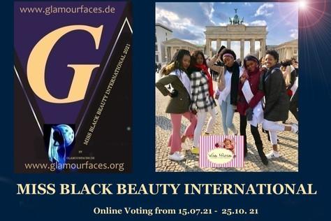 Miss Black Beauty International 2021