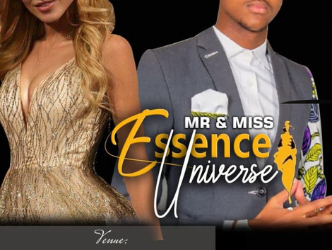MR. & MISS ESSENCE UNIVERSE GERMANY 2020