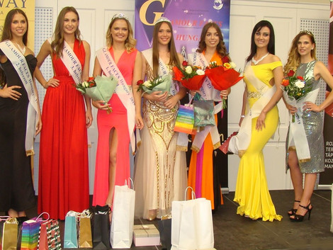 MISS GLAMOURFACES WORLD HUNGARY 2019