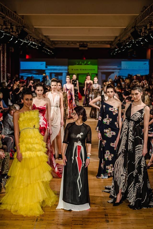 Fashion Hall Berlin 2019 - Tam Urbanek Fashion  Show