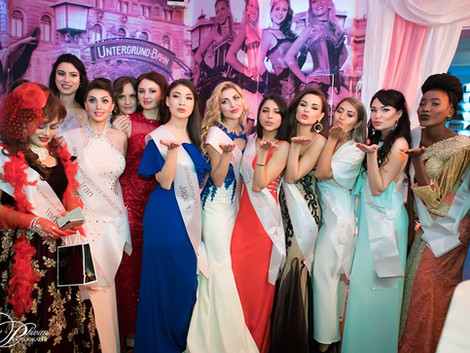 Miss Glamourfaces World 2019/20