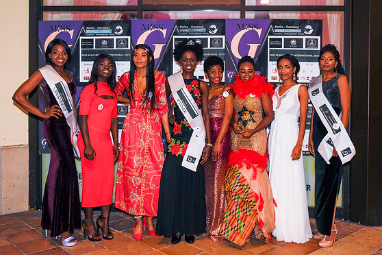 MISS BLACK BEAUTY INTERNATIONAL 2019 IN
