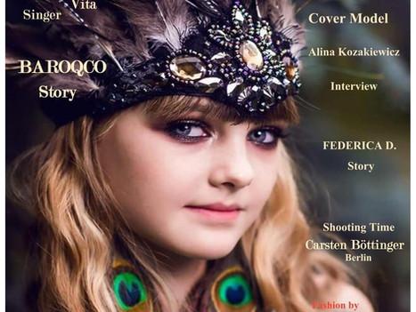 Alina Kozakiewicz - Cover Model by GLF Magazine