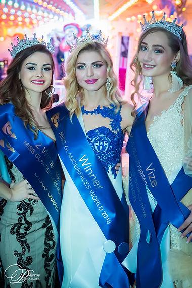 Winner Tatjana Genrich Miss Glamourfaces World