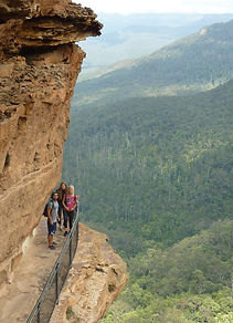 One Guide Small Group Tours Blue Mountains
