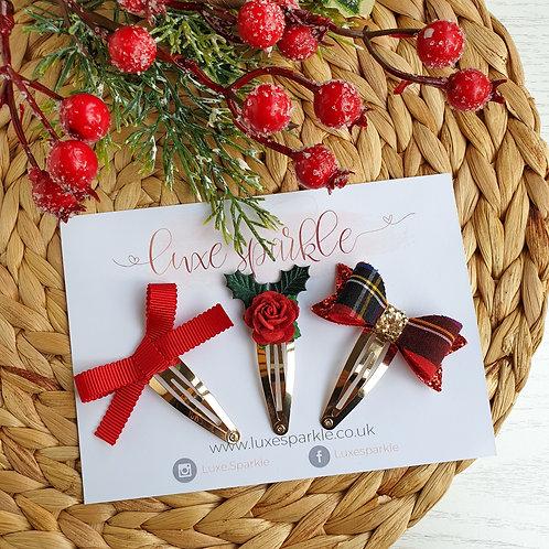 Dainty Christmas Set