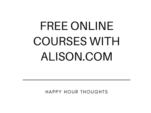 FREE Online Courses - alison.com