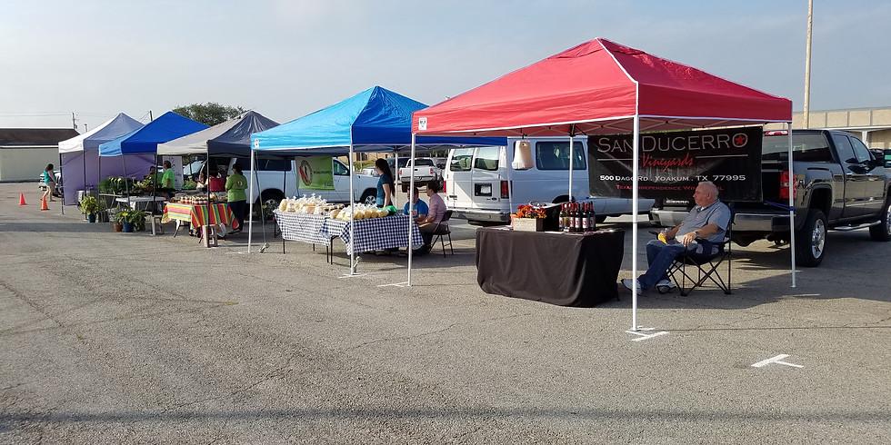 Wednesday Farmers' Market