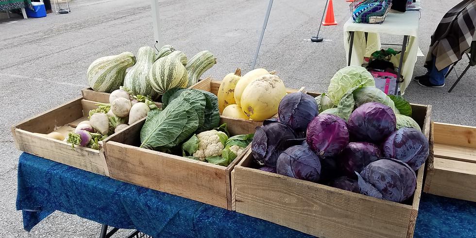 Victoria Farmers' Market
