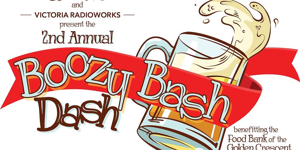2nd Annual Boozy Bash Dash