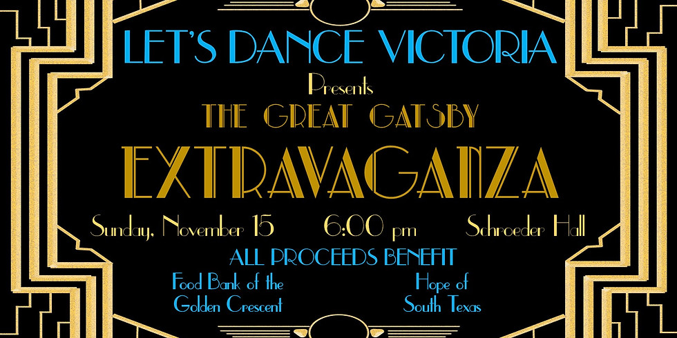 The Great Gatsby Extravaganza