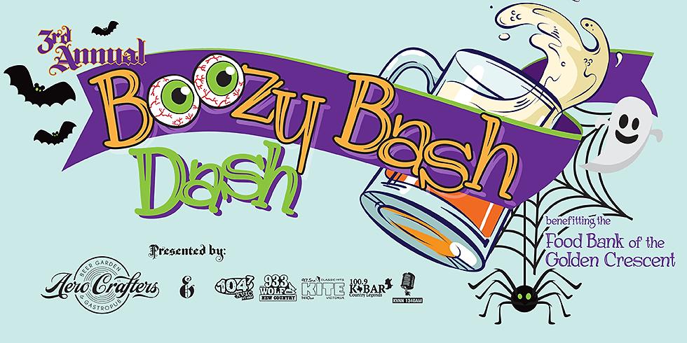 3rd Annual Boozy Bash Dash