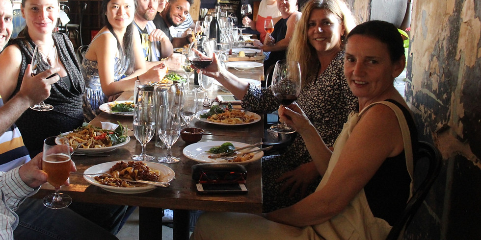 Ladies Networking Event - Sunday Pasta Lunch