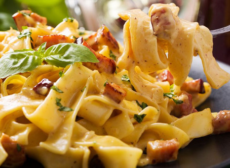 Mastering Pasta - Carbonara