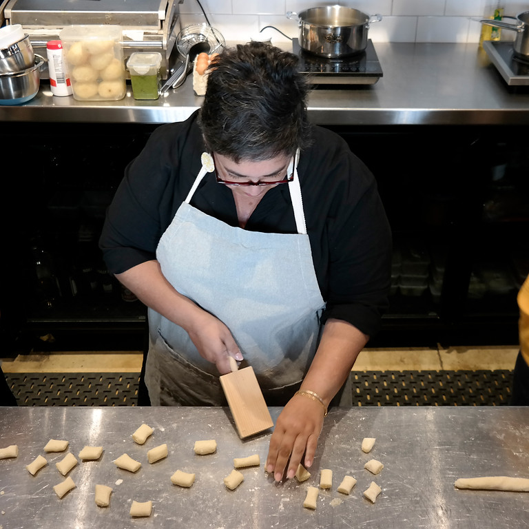 Gnocchi Class + Lunch (14 August 2021)
