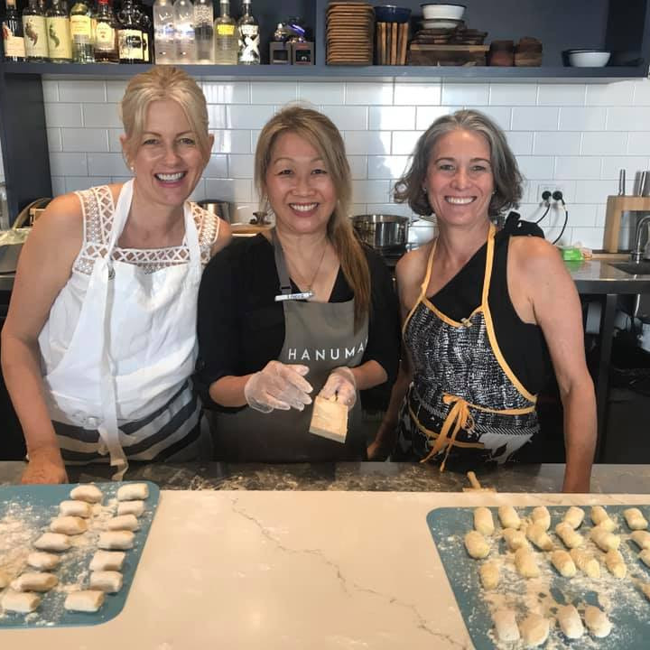 Mothers Day Weekend Gnocchi Class + Lunch