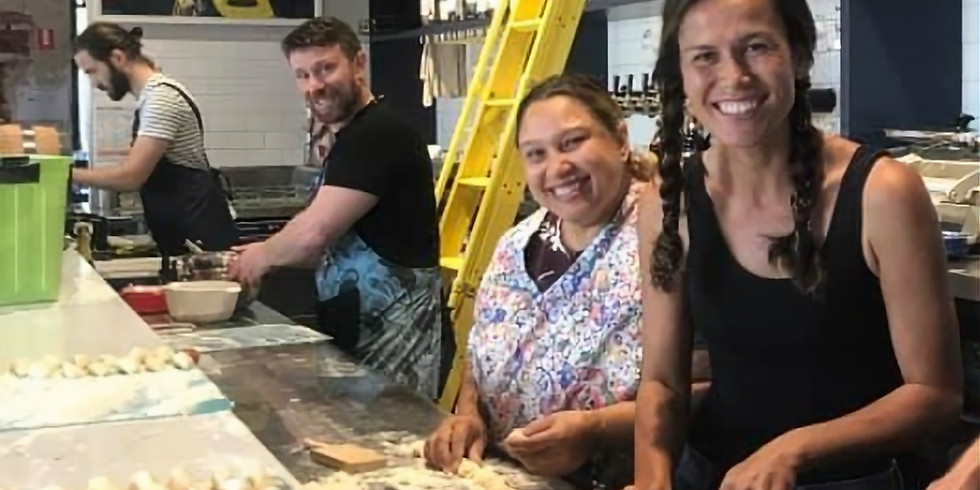 Gnocchi Class + Lunch (11 October 2020)