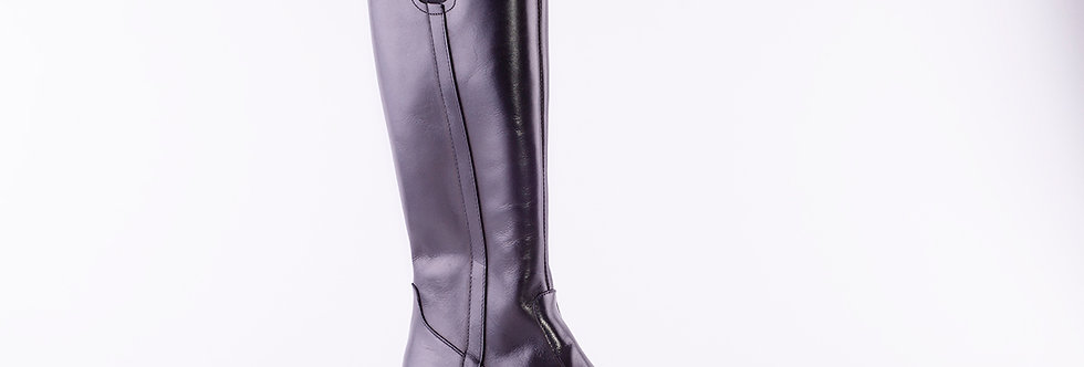Gianni Crasto 2366A Black Leather