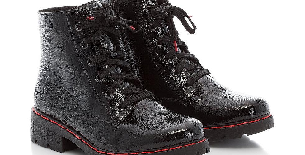Rieker 76340-00 Black