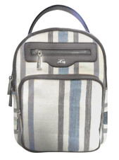 Guin Backpack - Navy/Grey