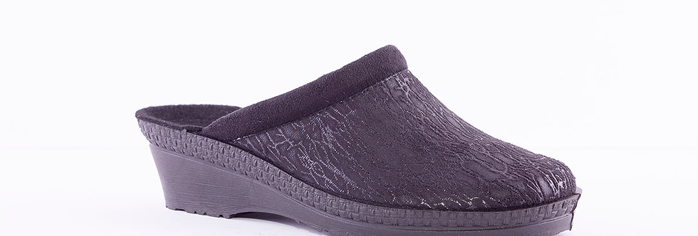 Rohde 2455 Black Slipper