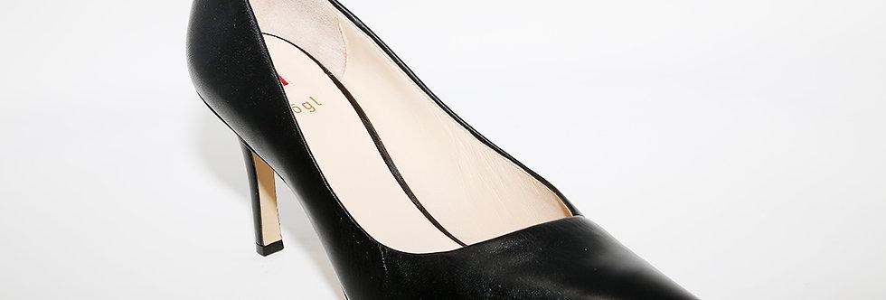 Hogl  7040 Black Leather