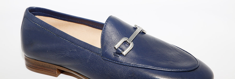 Unisa Dalcy Blue Loafer