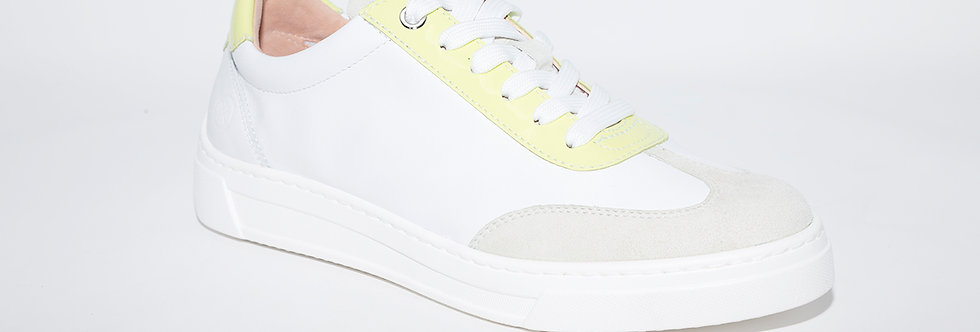 Unisa Felis White/Lime