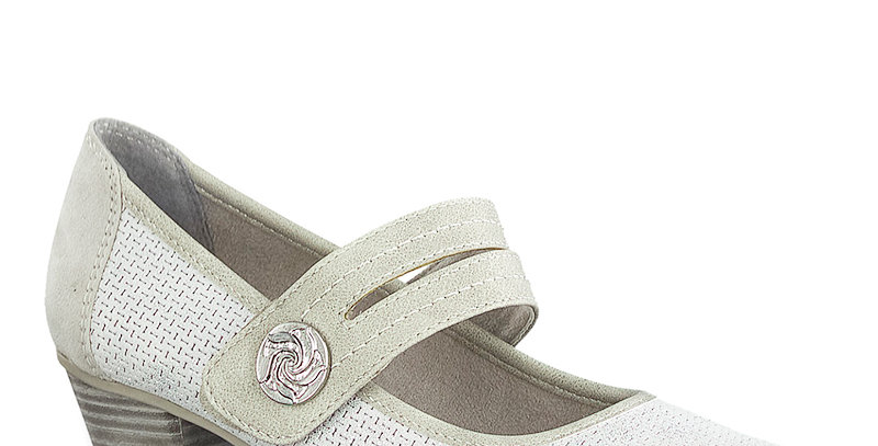 Jana 24332-24 Grey/Silver