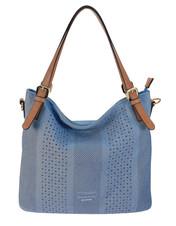 Blue Bali Tote Bag
