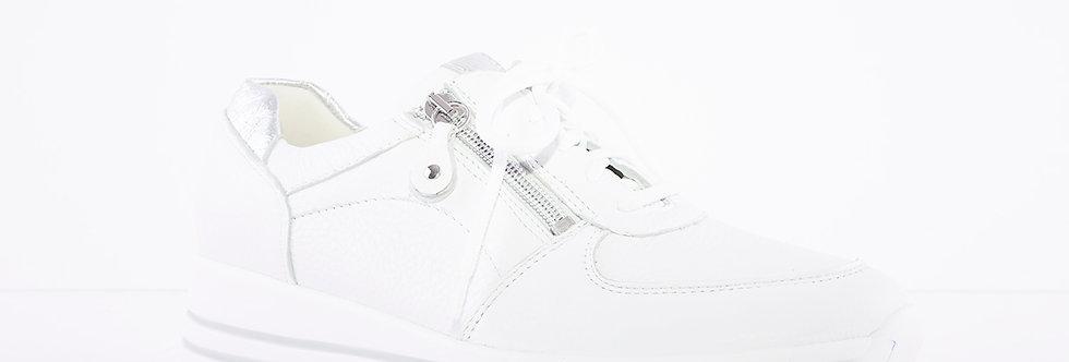 Waldlaufer 758009 White Leather