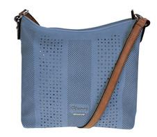 Blue Bali Crossbody Bag