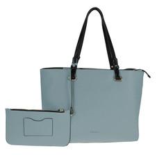 Blue Bella Tote Bag