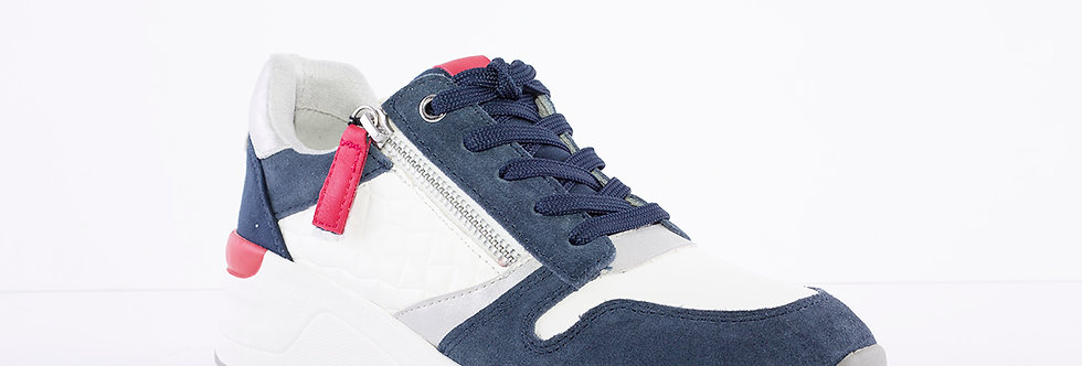 Tamaris 23702 Navy/White/Red