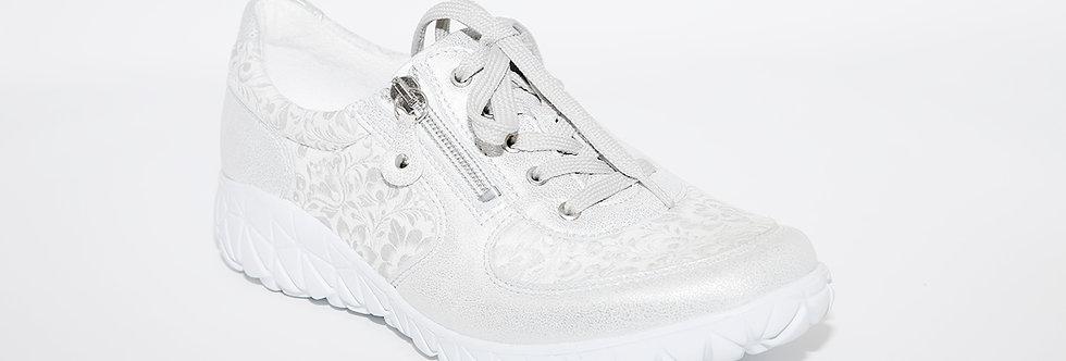 Waldlaufer H89001 Silver/White