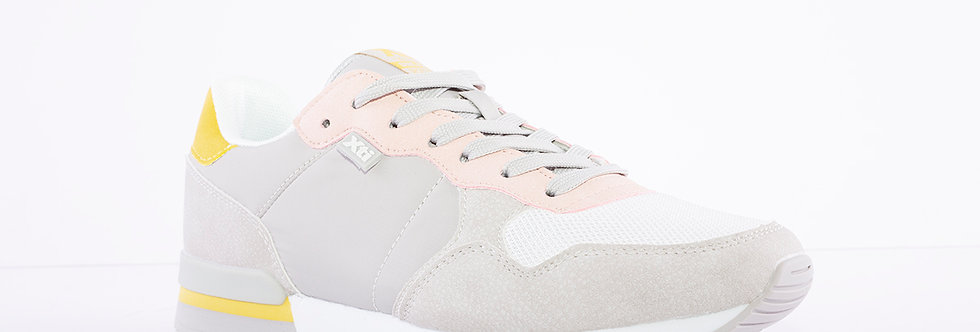 XTI 42402 Grey/Pink/Yellow