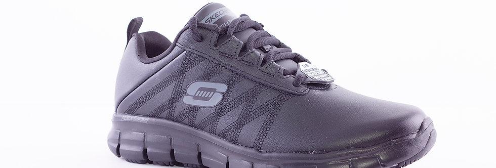 Skechers 76576EC Black Leather