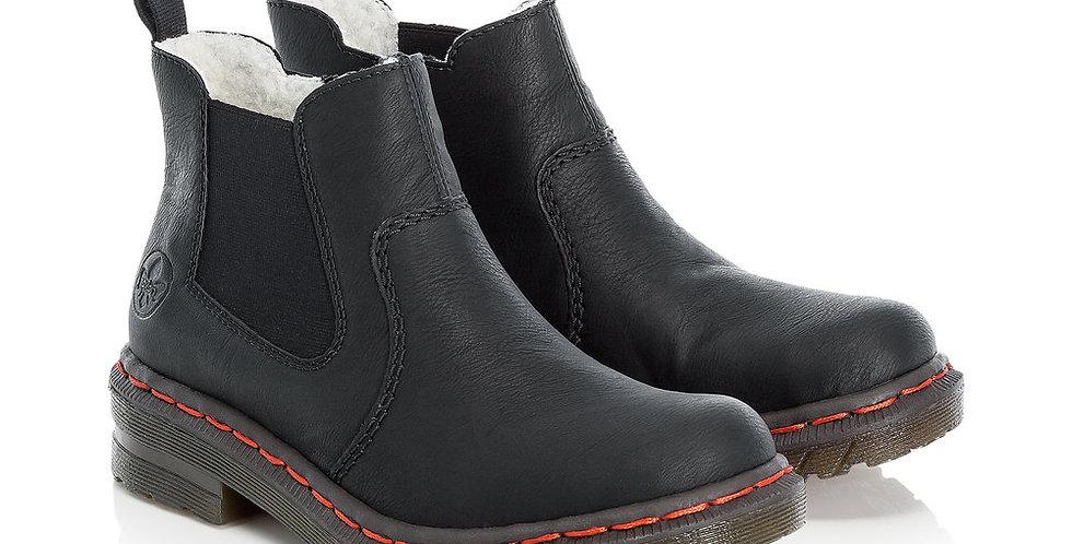 Rieker 76264-02 Black