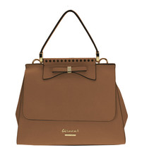Camel Kara Crossbody Bag