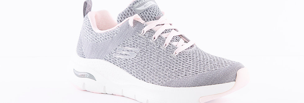 Skechers 149058 Infinite Adventure Grey/Pink